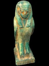 Beautiful Ancient Egyptian Goddess Horus Statue (45) 664 - 332 !