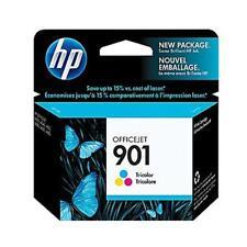 HP CC656AC Officejet 901 Ink Cartridge - Tri-Colour