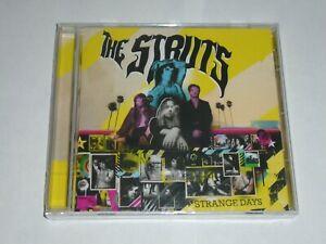 THE STRUTS Strange Days CD NEW & SEALED