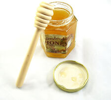 [DE] 100 x Honey Drizzlers / Dippers / Spoons - Turned beechwood