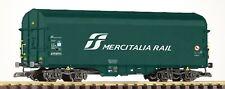 PIKO 37746 - FS Trenitalia Tow Truck Tilt Trailers Shimmns. Scale G