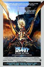 Heavy Metal Taarna Movie Poster 24inx36in