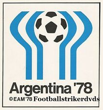 1978 FIFA World Cup All The Goals Dvd