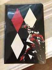 Harley Quinn Journal 80 Sheets Mayhem August 2018 Loot Crate Sealed Notebook