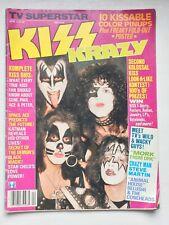 TV Superstar KISS Krazy Volume 3, #4  April 1978