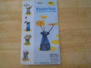 WonderVase - The Amazing Vase You Can Shape! - 2 pack small & medium