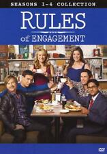RULES OF ENGAGEMENT: SEASONS 1-4 NEW DVD