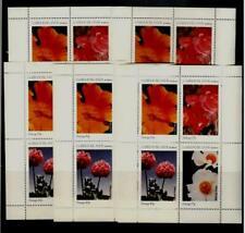 Gairsay Islands Flowers  5  MNH Sheets