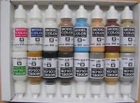 HOBBY PAINT VAL70142 - AV Vallejo Model Color Set - Medieval Colors (x16)