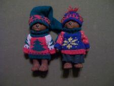 Christmas Bears Set Boy & Girl by Ross