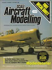 Scale Aircraft Modelling V5 N1 North American Harvard AT6 Texan Westland Bristol