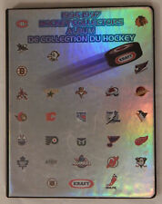 1996-97 UPPER DECK KRAFT HOCKEY NHL COMPLETE FACTORY SET COLLECTORS IN ALBUM