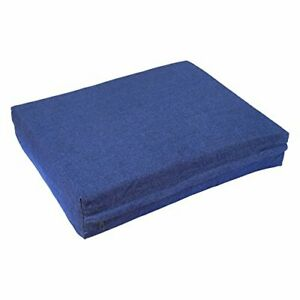 Go Pet Club Solid Memory Foam Orthopedic Pet Bed with Waterproof Cover 55 by ...