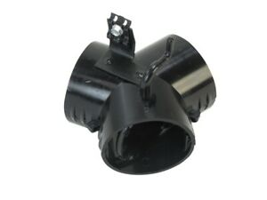 "Y Duct w/Bracket for Cable, 2 1/2"", w/ Shut Off [32-18AX]"