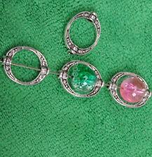 25pcs tibetan Silver charm framework Beads  Jewelry Making Spacer  Beads 20x15mm