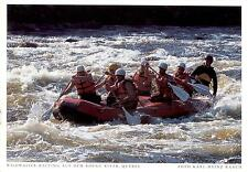 Canada-Whitewater rafting on the Rouge river in Quebec