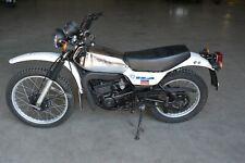 Yamaha 250 Enduro Type 1R7 Motorrad - Jahr: 1978