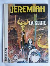 JEREMIAH n° 6  LA SECTE   E.O 1982  ( ARGEN-2806 )  TBE++++
