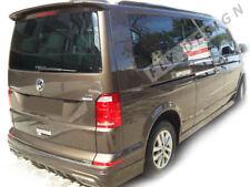VW t5 v multivan 5 v griff hand klappe Silber auto sport bakspoiler heckdiffusor