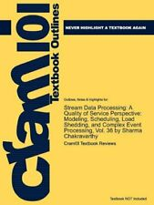 Studyguide for Stream Data Processing: A Quality of Service Perspective: Vol.-,