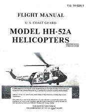SIKORSKY S-62 HH-52A Sea Guard archive manual search rescue coast SAR 1980's