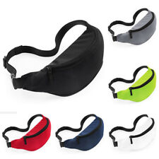 Outdoor Sport Bum Bag Fanny Pack Travel Hiking Waist Money Belt Zip Pouch Wallet