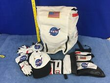Kids Aeromax Get Real Gear Dress Up For Kids NASA Backpack