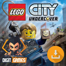 LEGO City Undercover - Steam / PC Game - New / LEGO / Action [NO CD/DVD]