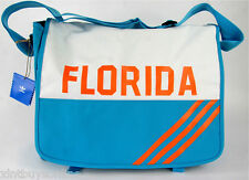 Adidas Florida Messenger Bag  Curacao / White Adidas Originals