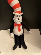 Kohls Dr Seuss Cat In The Hat Stuffed Plush Toy 22 inch For Charity