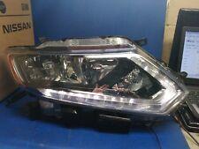 14 15 16 Nissan Rogue halogen head light w/led strip OEM GG100 26010-4BA2A Right
