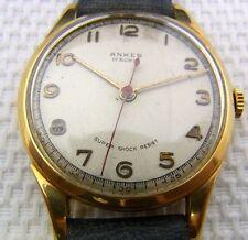 Una bella Orologio da polso. marca: ancoraggio Materiale: 585/- Oro