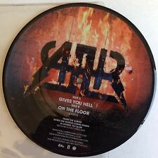 """The All-American Rejects Limited Promo 7"""" Vinyl Picture Disc Gives You Hell"""