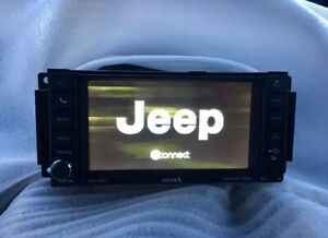JEEP Wrangler Rubicon Sahara DVD Navigation 430n Radio High RHB