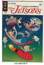 The Jetsons #28 (Oct 1968, Western Publishing) vf