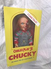 Childs Play 3 Chucky Doll