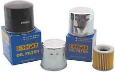 Emgo 10-24420 Black Finish Spin-On Oil Filter Motorcycle & Powersports
