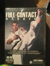 FULL-CONTACT KARATE - YAMAKI, KENJI - NEW 2-DVD SET
