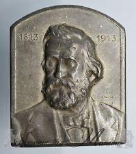 Medaglia A Ricordo degli aderenti all'album Omaggio in onore di Giuseppe Verdi