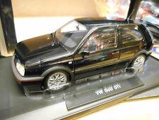 VW Golf 3 MKIII III GTI 20 Jahre Jubiläum Jubi black sch 1996 Norev limited 1:18
