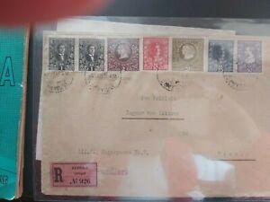 Montenegro lovly letter 1910