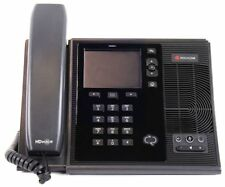 POLYCOM® CX600 IP Phone Optimized for use with Microsoft® Lync® | Desktop Phone