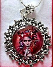 PALOMA FAITH PHOTO PENDANT NECKLACE DANCE POP MUSIC GIFT BOXED 22 INCH CHAIN
