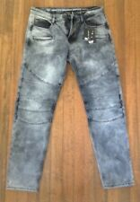 Versace V1969 Italia Abbigliamento Sportivo SRL Black Premium Stretch Jeans