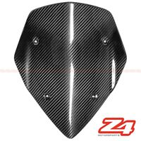 2013 2014 Multistrada 1200 S Front Nose Windshield Screen Cowling Carbon Fiber