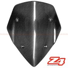 2013 2014 Multistrada 1200 1200S Front Nose Windshield Screen Cowl Carbon Fiber