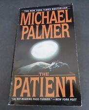Michael Palmer The Patient Paperback Book