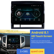 Android 8.1 GPS Navigation 9 Inch Stereo For Toyota Tacoma Hilux 2005 - 2013