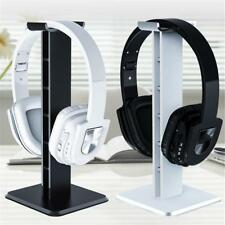 Portable Earphone Headset Hanger Holder Headphone Fashion Desk Display Stand US