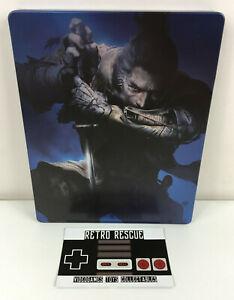 Sekiro : Shadows Die Twice Steelbook Metal Case PS4 Playstation XBOX ONE Limited